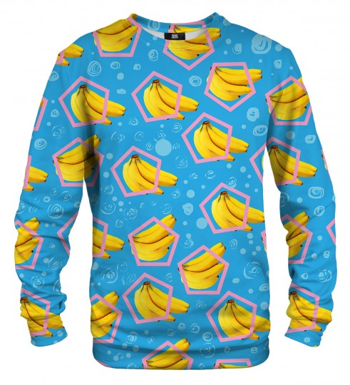 Blue Bananas sweater Thumbnail 1