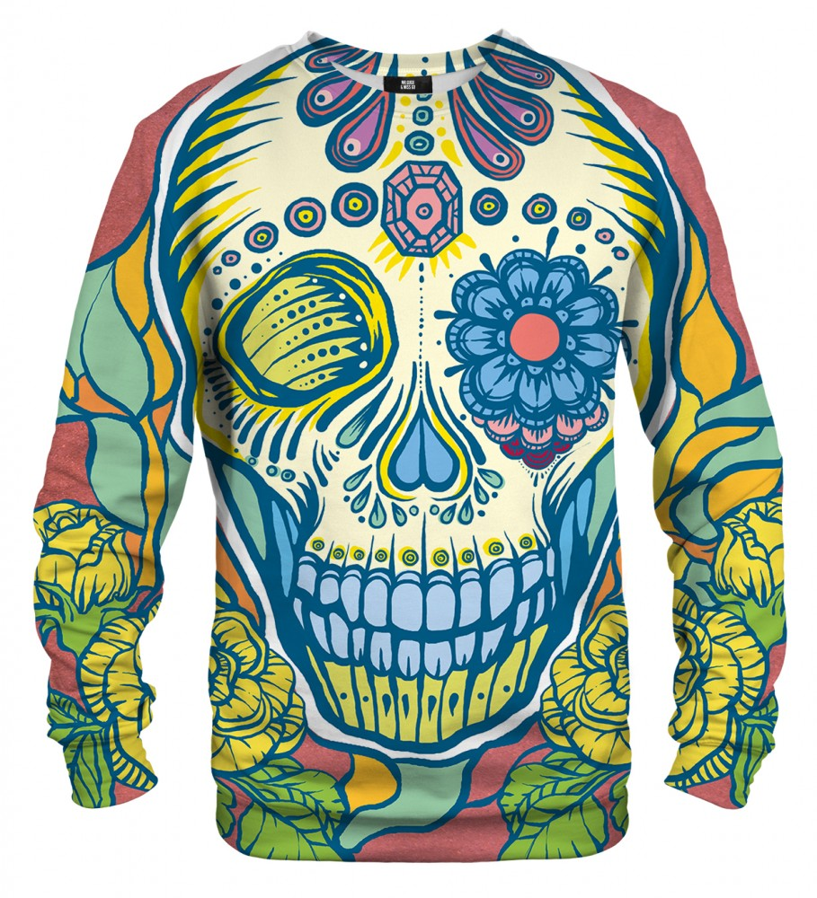 Mr. Gugu & Miss Go, Cara de muerte sweater Image $i