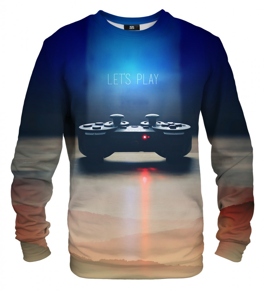 Mr. Gugu & Miss Go, Gamer sweater Image $i