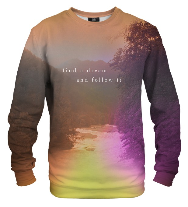 Follow the Dream sweater Thumbnail 1