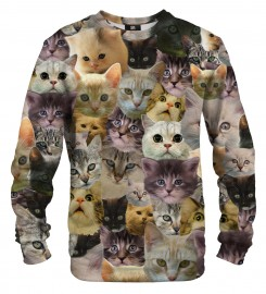 Mr. Gugu & Miss Go, Catz sweater Thumbnail $i