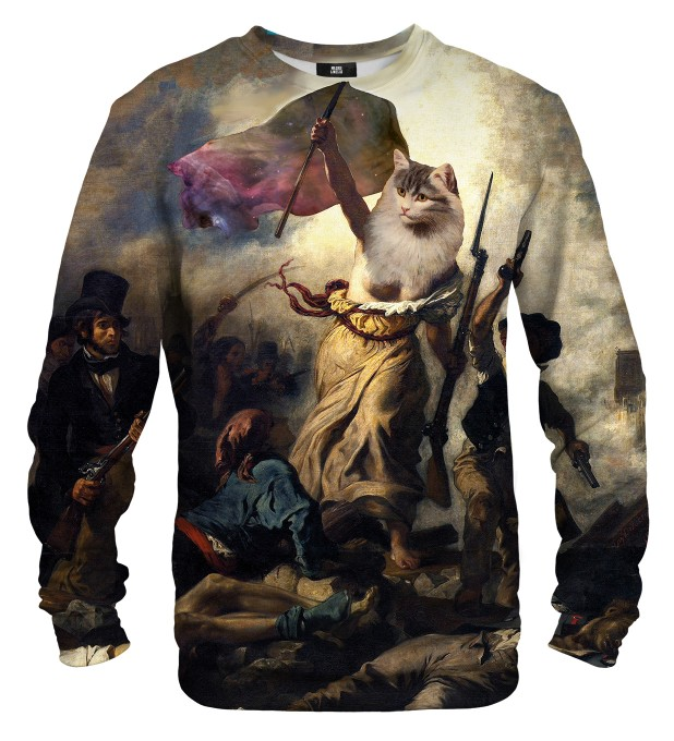 Cat revolution sweater Thumbnail 1