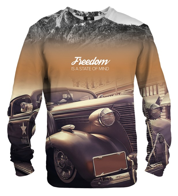 Freedom Ride sweater Thumbnail 1