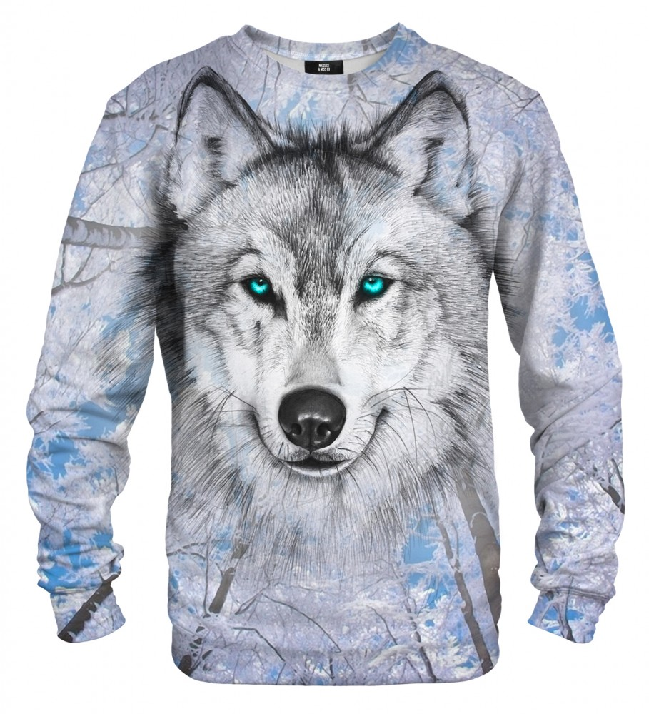 Mr. Gugu & Miss Go, Wolves sweatshirt Foto $i