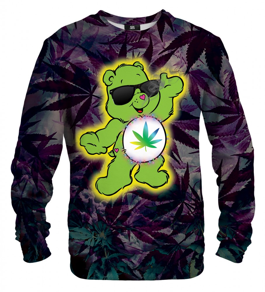 Mr. Gugu & Miss Go, Smoke'n'bear sweater Imagen $i