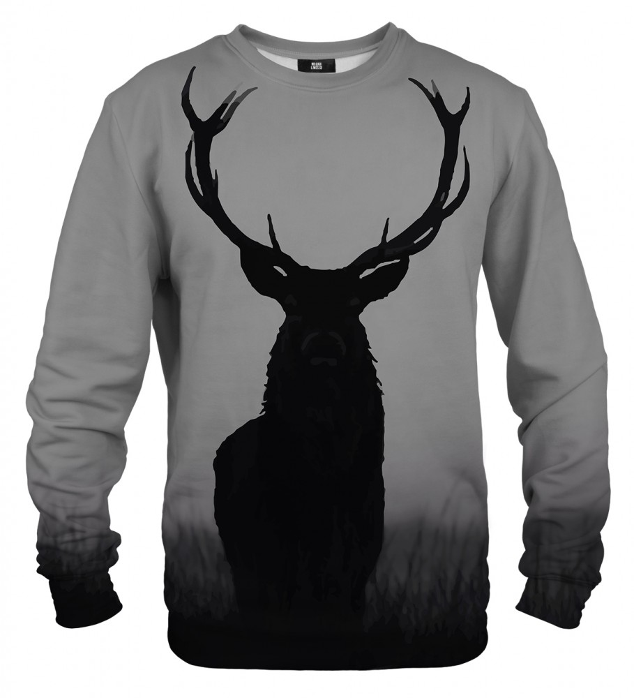 Mr. Gugu & Miss Go, Wild deer sweater Фотография $i