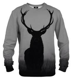 Mr. Gugu & Miss Go, Wild deer sweater Thumbnail $i