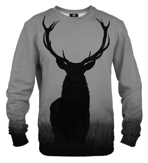 Wild deer sweater Thumbnail 1