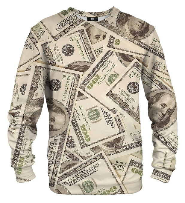 Dollar sweater Thumbnail 1