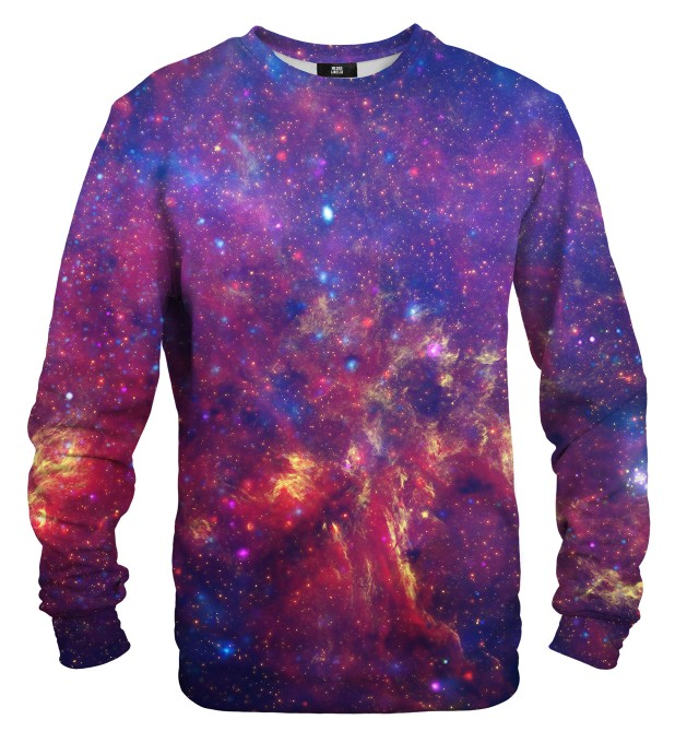 Purple Nebula sweater Thumbnail 1