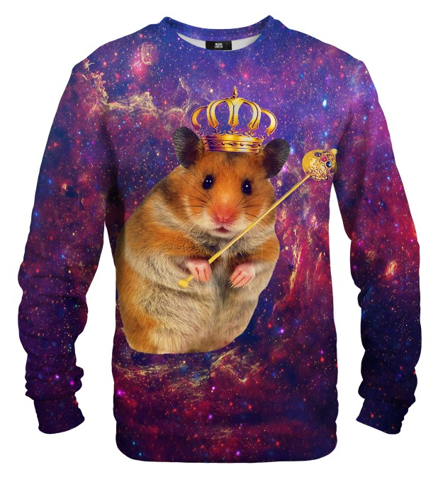 King Hamster sweater Thumbnail 1