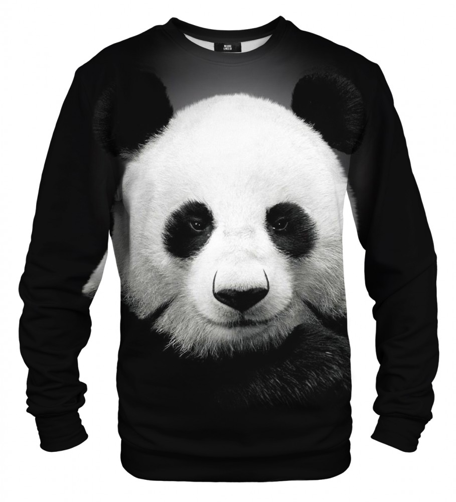 Mr. Gugu & Miss Go, Panda sweater Image $i