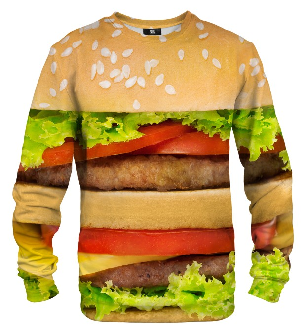 Hamburger sweater Thumbnail 1