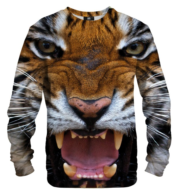 Tiger1 sweater Thumbnail 1