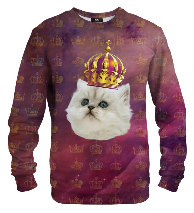 King Cat sweater Thumbnail 1