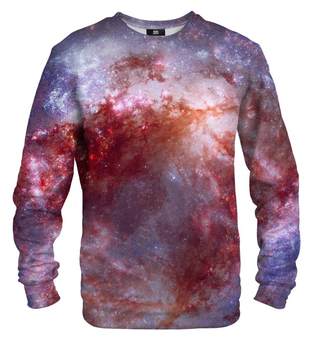 Red Nebula sweater Miniature 1