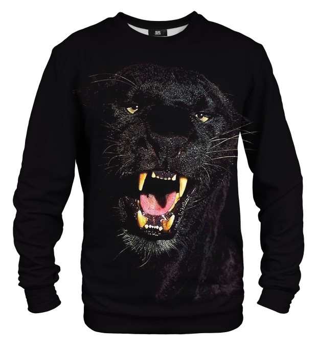 Black Pantera sweater Miniatura 1