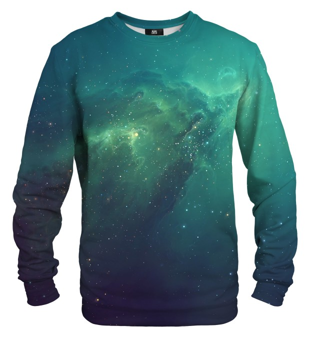 Blue Nebula sweater Thumbnail 1