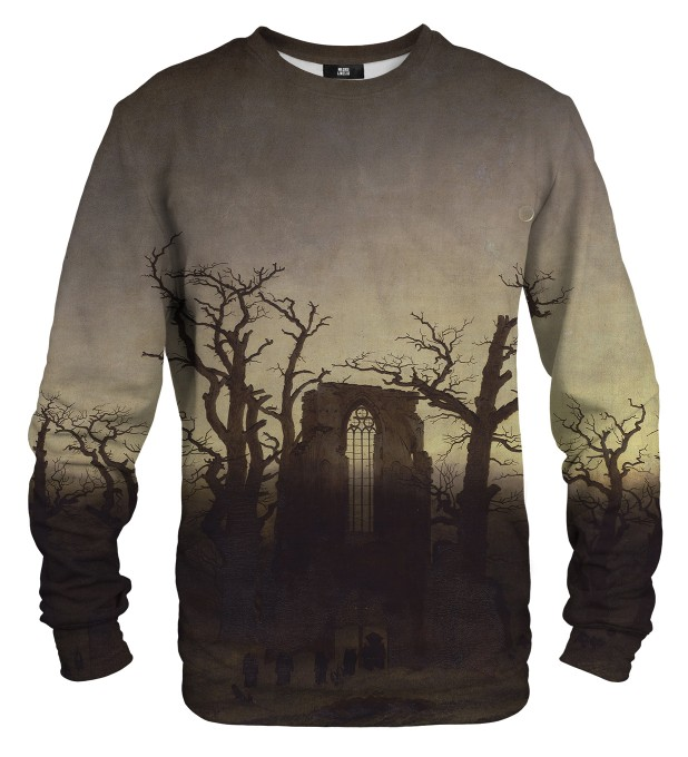 The Abbey in the Oakwood sweater Thumbnail 1