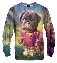Mr. Gugu & Miss Go, Robodog sweater Thumbnail $i