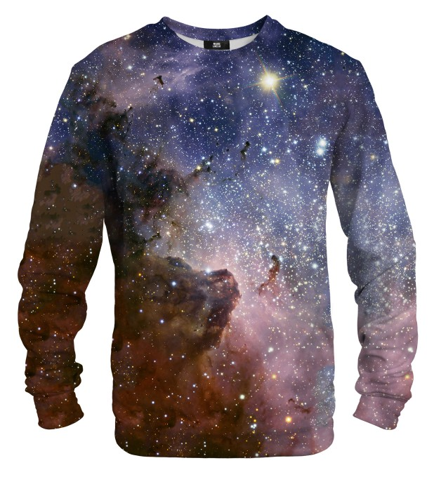 Violet Nebula sweater Miniature 1