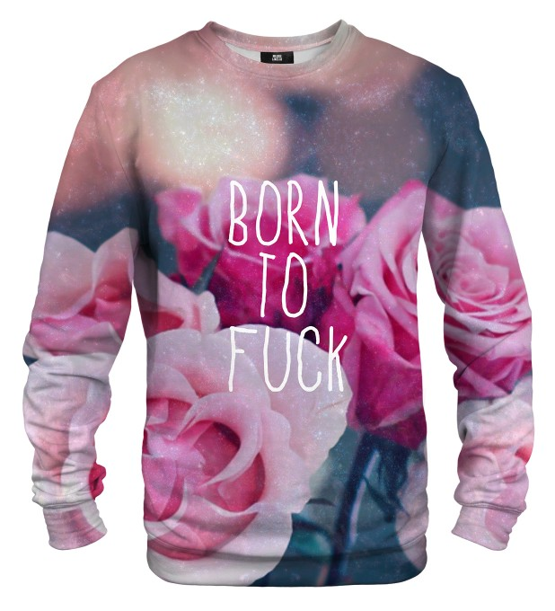 Born To Fuck In Color sweater Miniatura 1