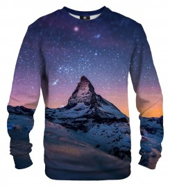Mr. Gugu & Miss Go, Colorado Sunrise Sky sweater Thumbnail $i