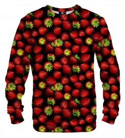 Mr. Gugu & Miss Go, Strawberries sweater Thumbnail $i