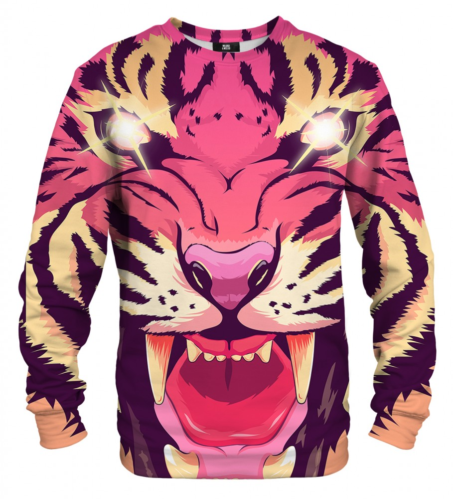 Mr. Gugu & Miss Go, Comic tiger sweater Image $i