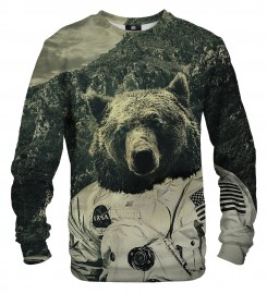 Mr. Gugu & Miss Go, NASA bear sweater Miniatura $i
