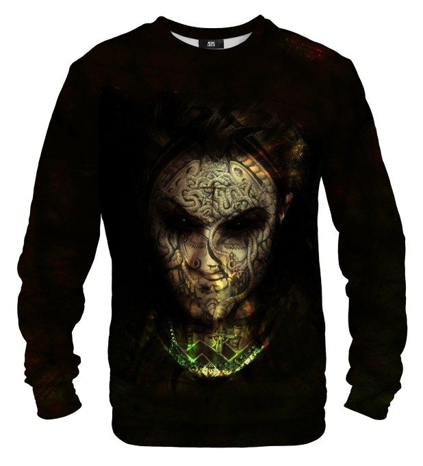 Darkness sweater Thumbnail 1