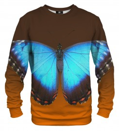 Blue Butterfly sweater Thumbnail 1