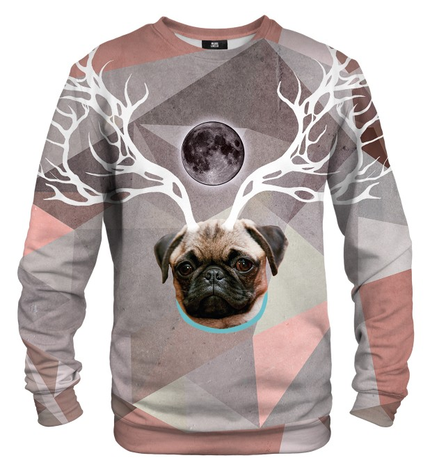 Raindeer sweater Thumbnail 1