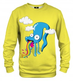 Mr. Gugu & Miss Go, Rainbow monster sweater Thumbnail $i