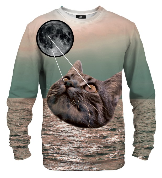 Laser Cat sweater Miniatura 1