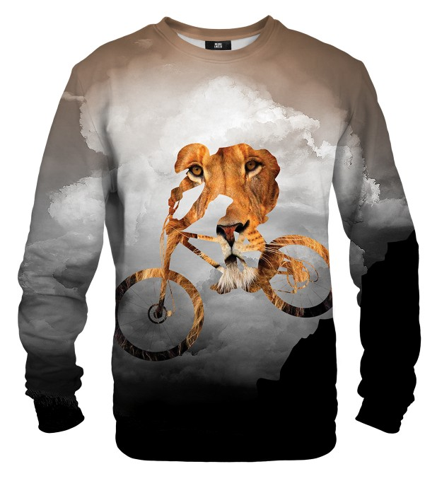 Bike Lion sweatshirt Miniaturbild 1