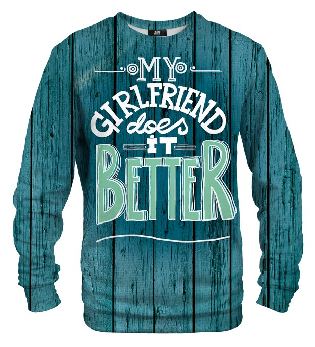 My Girlfriend sweater Thumbnail 1