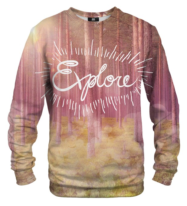 Explore sweater Miniature 1
