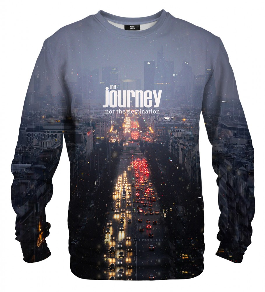 Mr. Gugu & Miss Go, The Journey sweater Image $i