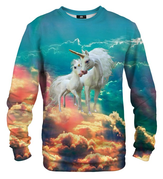 Unicorn Family sweater Thumbnail 1