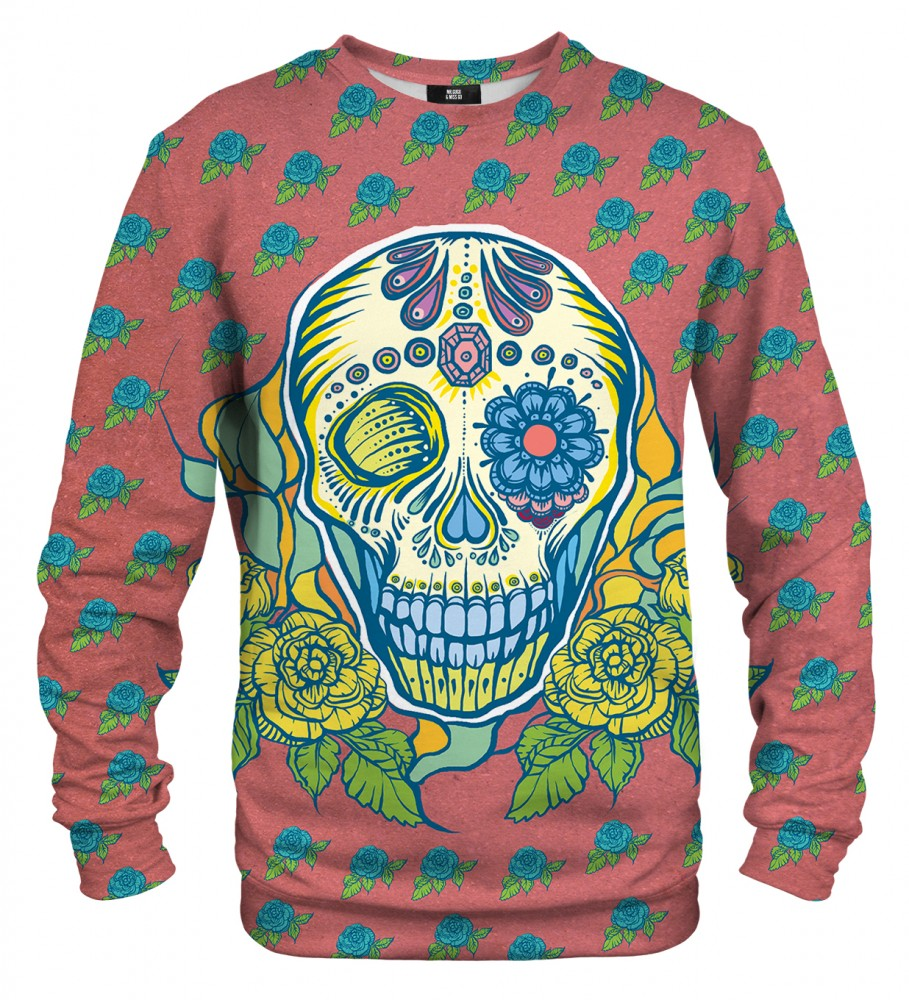 Mr. Gugu & Miss Go, Sugarskull sweater Image $i
