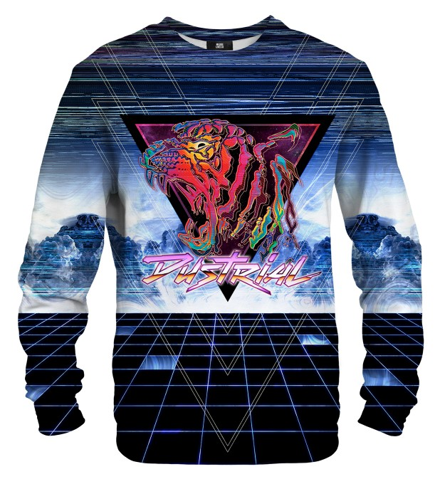 80's Tiger sweater Thumbnail 1