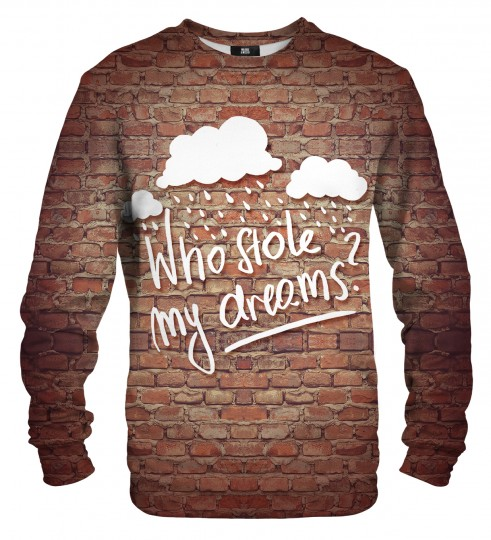 Who Stole My Dreams sweater Miniature 1