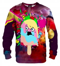 Scarry Ice Cream sweater Thumbnail 1