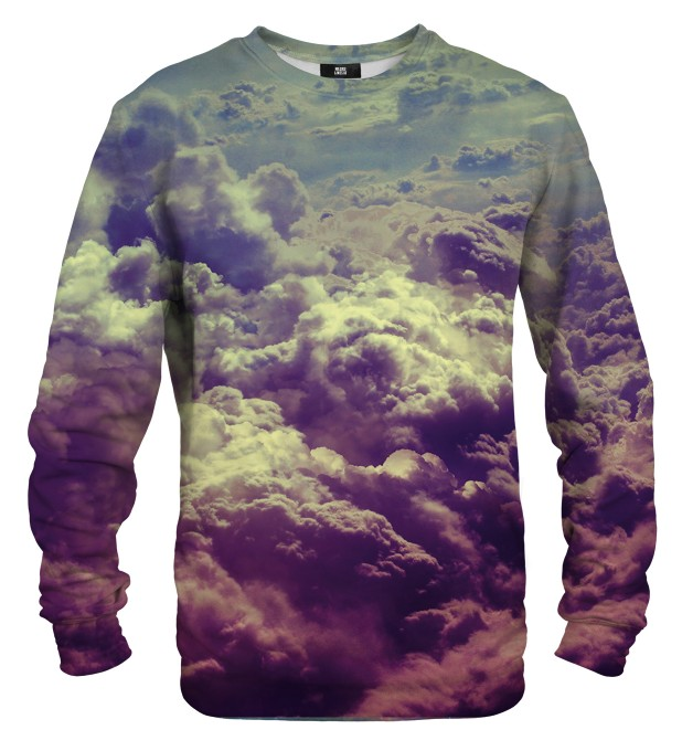 Clouds sweatshirt Miniaturbild 1