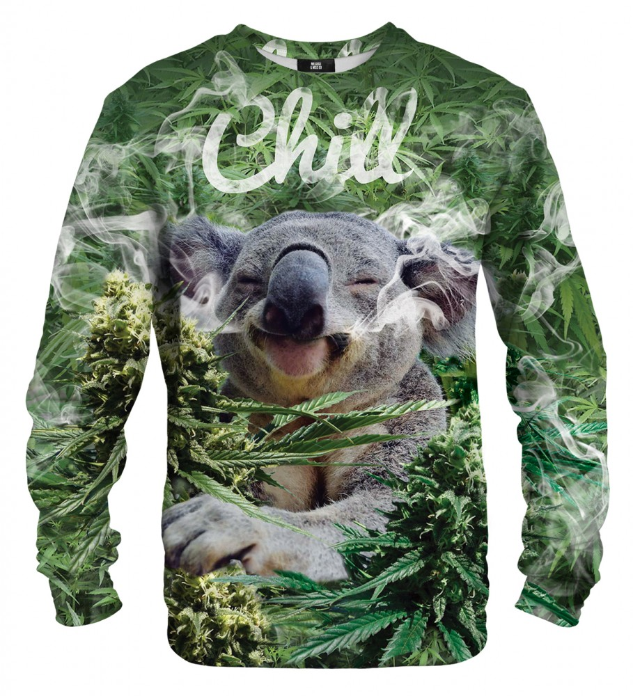 Mr. Gugu & Miss Go, Koala Chill sweater Imagen $i