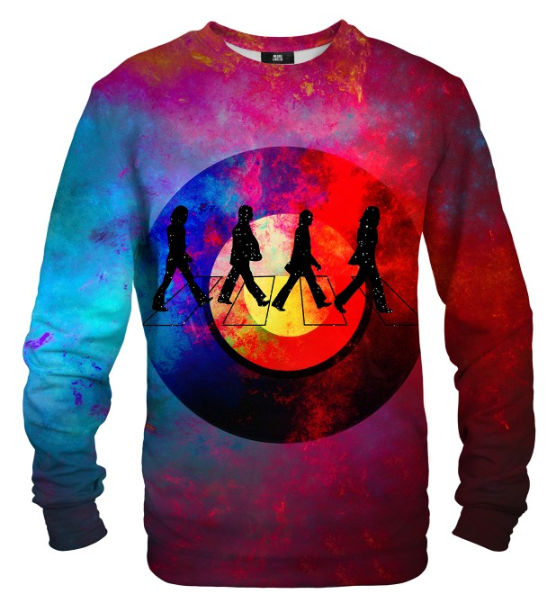 Abbey Space Sweatshirt Miniaturbild 1