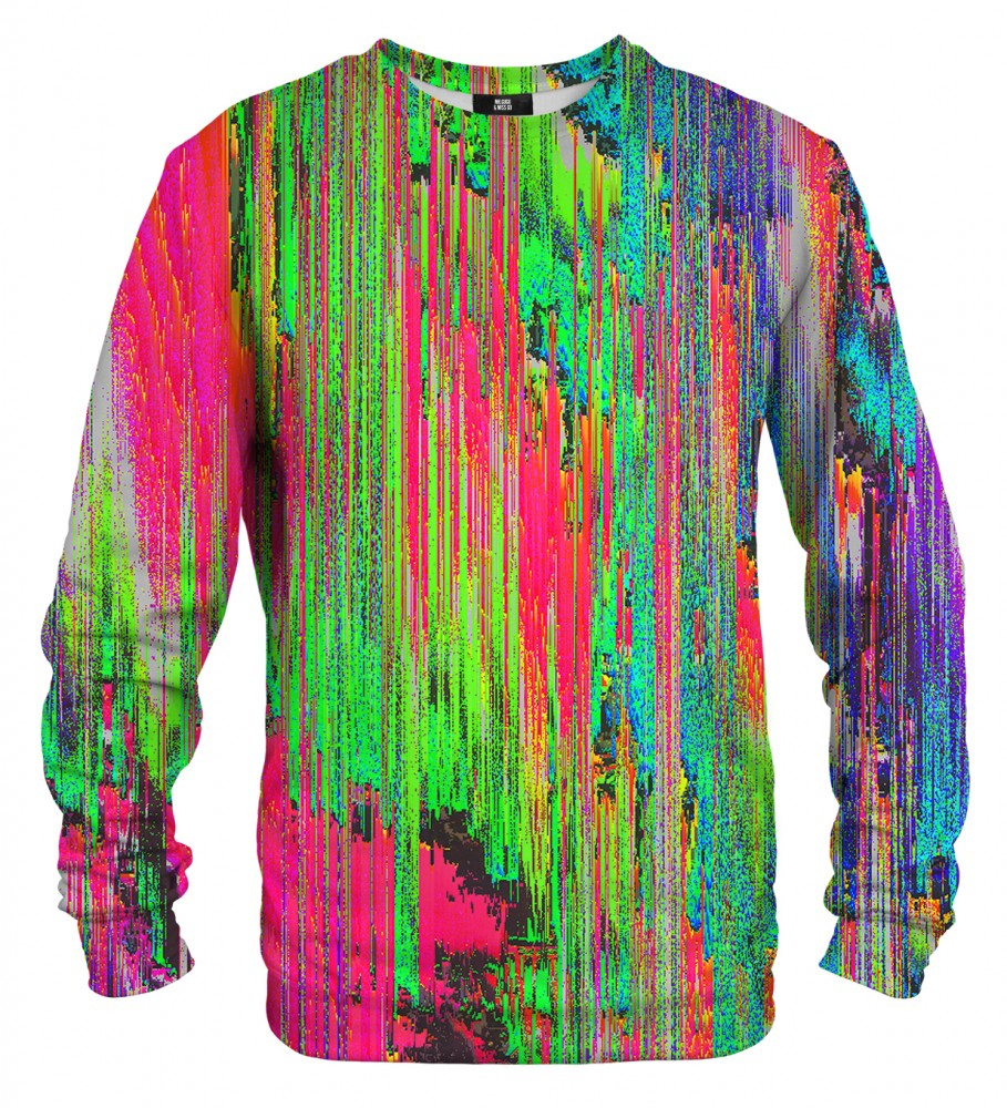 Mr. Gugu & Miss Go, Drying Paint sweater Image $i