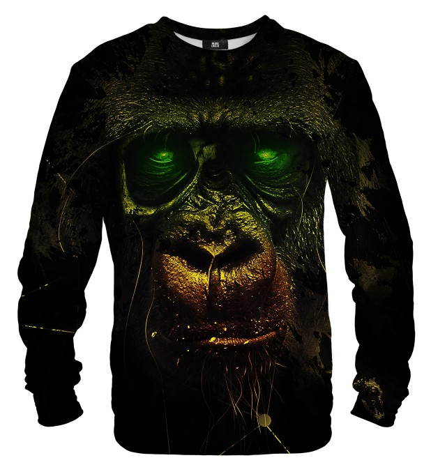 Dark Chimpanzee sweater Thumbnail 1