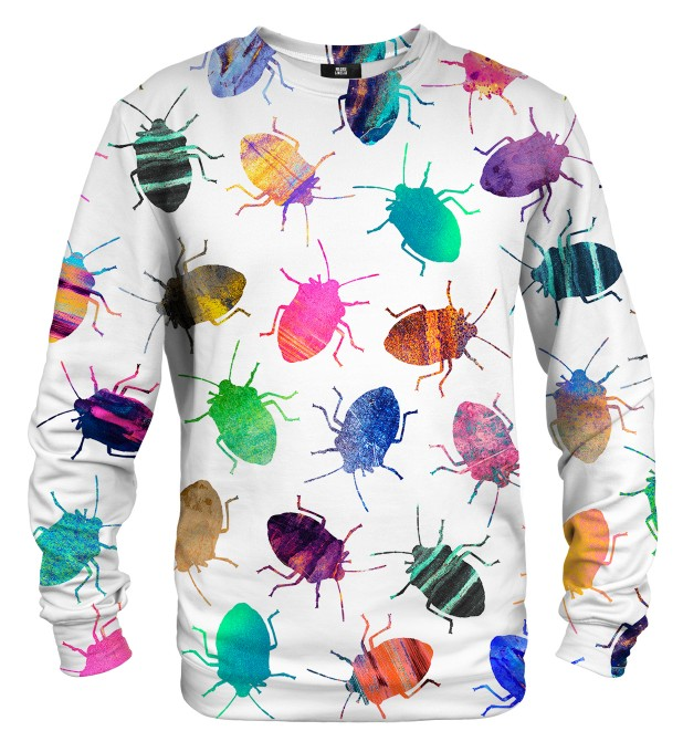 Colorful Cockroaches sweater Thumbnail 1
